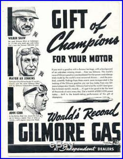 12/29 1940 chicago Bears Vs All stars pro bowl football program Los Angeles