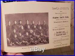 1902 Rose Bowl Football program Michigan Wolverines Stanford Cardinal