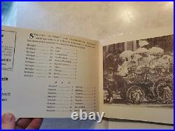 1902 Rose Bowl football program limited edition Michigan Wolverines Stanford