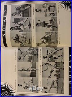 1934 Rose Bowl Columbia vs Stanford football program/ERNIE NEVERS/LOU LITTLE