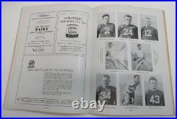 1936 Sugar Bowl Program 2nd Game LSU Tigers v TCU Horned Frogs Ex 68553