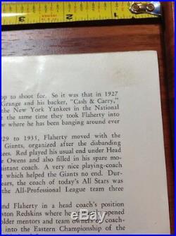 1940 Chicago Bears vs All Stars Pro-Bowl Game NFL Football Program