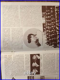 1943 Orange bowl Alabama vs Boston College football program/M. HOLOVAK/F. THOMAS