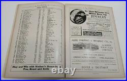 1943 Sugar Bowl Program Tulsa v Tennesse Vols Ex/MT+ 68560