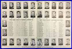 1947 Yale Bowl v Dartmouth Football Program Bulldogs vs Big Green George HW Bush