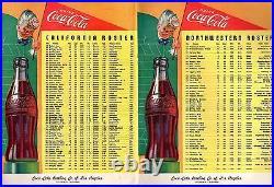 1949 Rose Bowl Football program, Northwestern Wildcats vs. California Bears GOOD
