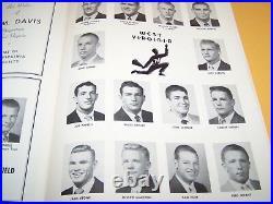 1954 WEST VIRGINIA vs GEORGIA TECH SUGAR BOWL COLLEGE FOOTBALL PROGRAM GAME