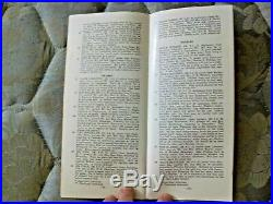 1955 WYOMING COWBOYS FOOTBALL MEDIA GUIDE Yearbook Sun Bowl Program College AD