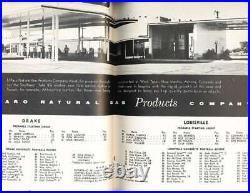 1958 Drake vs Louisville Sun Bowl Football Program