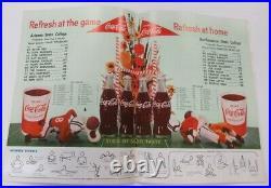 1958 Holiday Bowl Program NE Oklahoma State v Arizona State Very Rare Ex+ 68846