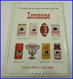 1965 Sugar Bowl Program LSU Tigers v Syracuse Orange Ex/MT Very Nice 68582