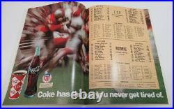 1968 Sugar Bowl Program LSU Tigers v Wyoming Cowboys Ex/MT Very Nice 68585