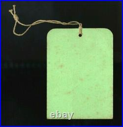 1968 Super Bowl II 2 Rare Auxiliary Press Pass Green Bay Packers Oakland Raiders