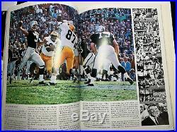 1969 Super Bowl III Program Baltimore Colts vs. New York Jets Game Used Hi Grade