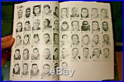 1969 Super Bowl III Program Rare New York Jets Baltimore Colts NFL Football