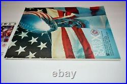 1976 Pittsburgh Steelers Vs Cowboys Super Bowl X Champions Ticket Stub Program