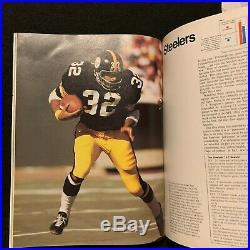 1976 Super Bowl X Program Pittsburgh Steelers VS Dallas Cowboys NFL Football NIC
