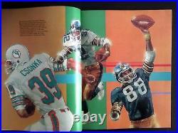 1978 Super Bowl XII Program Dallas Cowboys vs Denver Broncos Vtg Football NFL