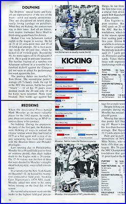 1982 Miami Dolphins Autographed Super Bowl XVII Program