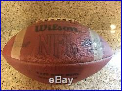 1985 Rose Bowl Usc & Ohio St Game Used Football