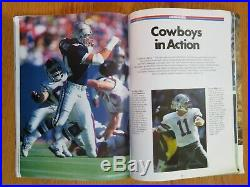 AMERICAN BOWL Wembley Stadium 8-3-1986 BEARS vs COWBOYS Program WALTER PAYTON