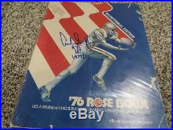 Archie Griffin signed autographed Rose Bowl Program Ohio State Heisman