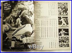 EXCELLENT 1st Super Bowl Program Book World Championship Game AFL-NFL 1967