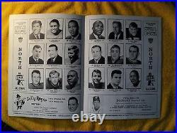 Hula Bowl (1968) Football Program/Scorebook EX Cond. AUCT#1049
