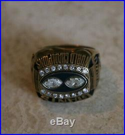 New York Giants Super Bowl XXV Ring Rosie Brown