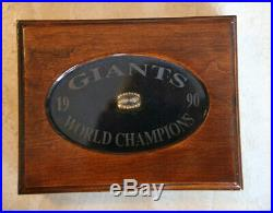 New York Giants Super Bowl XXV Ring Rosie Brown