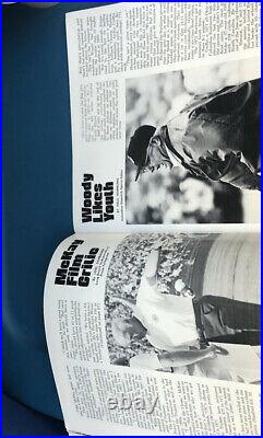 OJ Simpson Signed Auto 1973 ROSE BOWL COLLEGE FOOTBALL PROGRAM USC JSA COA