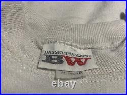 Rose Bowl Michigan State Sweatshirt Vintage 1987 Rare MSU Football Sz M