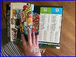 SUPER BOWL 3 III PROGRAM AFL NFL BALTIMORE COLTS NY JETS ORIGINAL 1969 So Nice