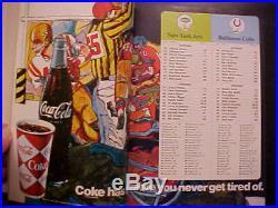 SUPER BOWL III 3rd WORLD CHAMPIONSHIP PROGRAM 1-12-69 JETS vs COLTS ORANGE BOWL