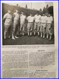 Sugar Bowl Football Program Lsu Clemson 1959