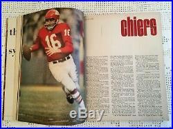 Super Bowl 1 World Championship Program Green Bay Packers vs Kansas City Chiefs