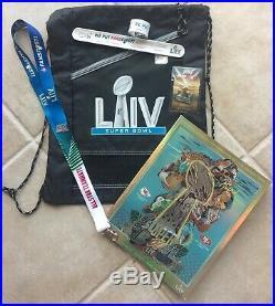 Super Bowl 54 Clothing & Memorabilia