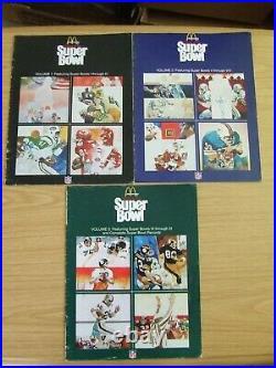Super Bowl Game Program Lot of 39 XV LIII NFL Championship Football 1981-2019