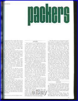 Super Bowl I Program Green Bay Packers v Kansas City Chiefs Nice Ex 29784
