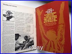 Super Bowl III Program 1969 Colts vs Jets AFL Upsets NFL + 2 Ceramic Steins