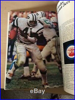 Super Bowl III Program Jets v Colts 1/12/69 Miami, Fl