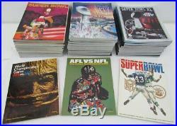 Super Bowl Program Run 1-53 Complete Lot All Stadium Issues RARE SET 146314