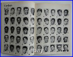 Super Bowl V Football Program (1971) SIGNED BY 6 COLTS PLAYERS