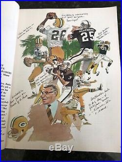 Super Bowl V Program Baltimore Colts vs Dallas Cowboys 1971