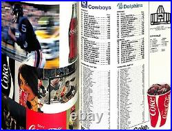 Super Bowl VI 6 Program Cowboys v Dolphins 1972 Ex/MT++ Very Clean 66478