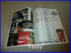 Super Bowl VI Program 1/16/1972 Tulane Dallas Cowboys/miami Dolphins Mint