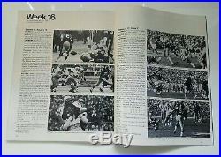 Super Bowl X January 18, 1976 Cowboys Steelers Official Autographed Program