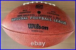 Super Bowl XLVII Official Duke Game Football
