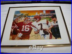 Super Bowl XXIII Memorabilia Collection