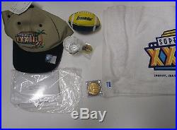 Super Bowl XXXIII January 31,1999 Miami Florida Broncos/ Falcons (JC)